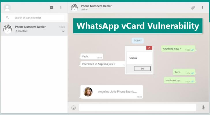 200 Million WhatsApp Users Vulnerable | ls /blog