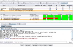 AuthMatrix - Test Web Authorisation