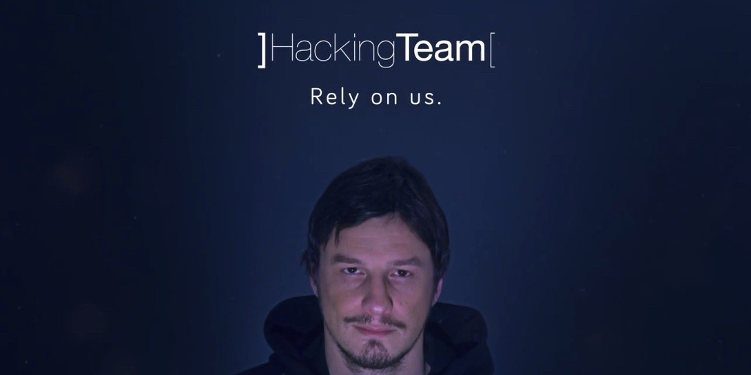 Out the hacking team