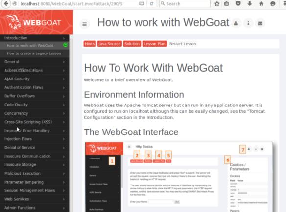 How to install WebGoat on Ubuntu | ls /blog